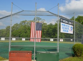 Medina Lions Miracle League Field