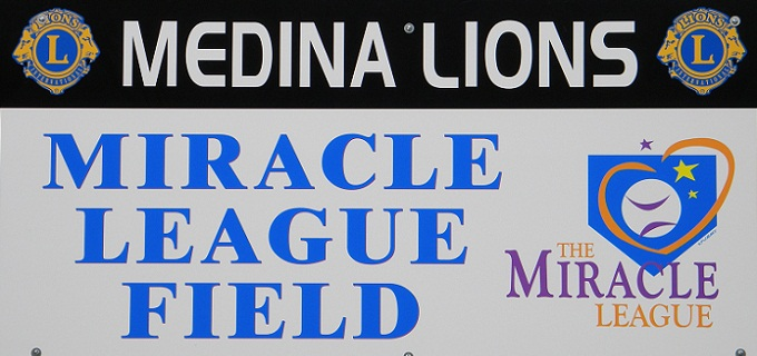 Miracle League Field SLIDER
